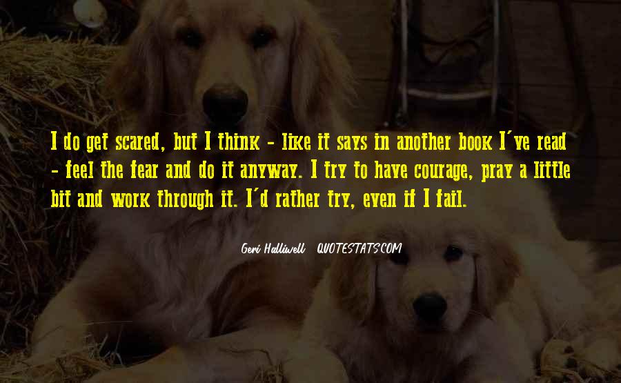 Geri Halliwell Quotes #1012413