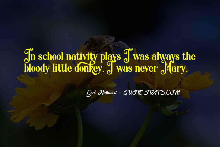 Geri Halliwell Quotes #1056709