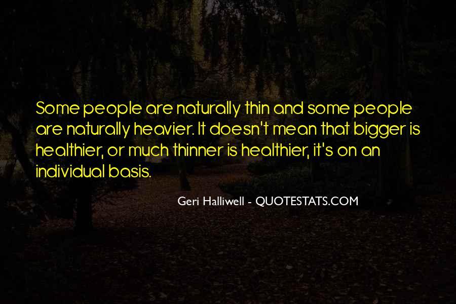 Geri Halliwell Quotes #1197571