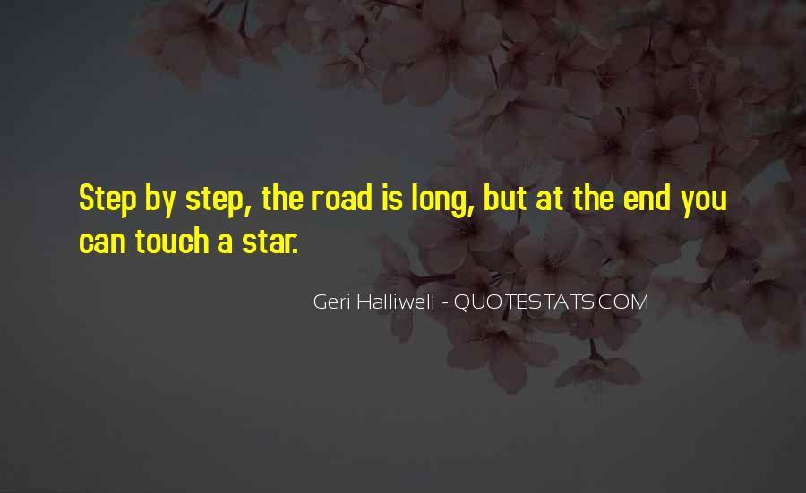 Geri Halliwell Quotes #1299545
