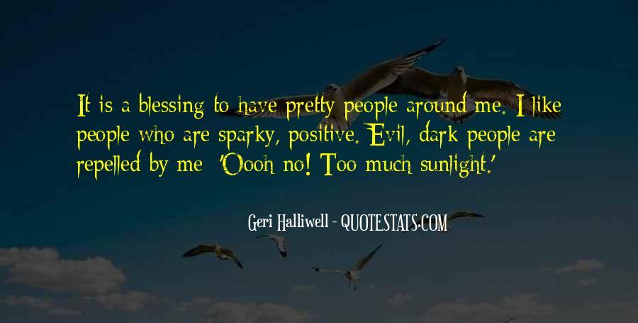Geri Halliwell Quotes #1304307
