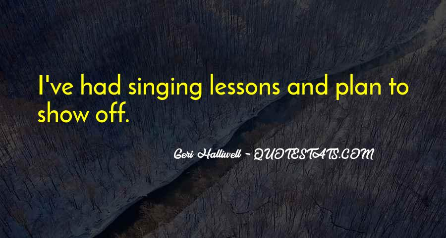 Geri Halliwell Quotes #1410663