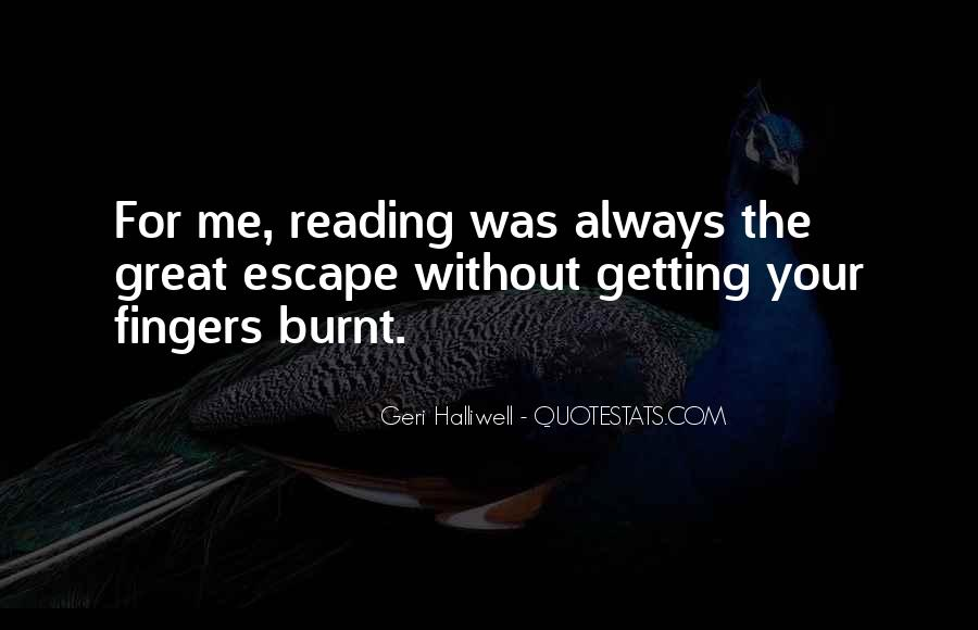 Geri Halliwell Quotes #1464982