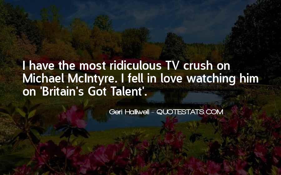 Geri Halliwell Quotes #1471236