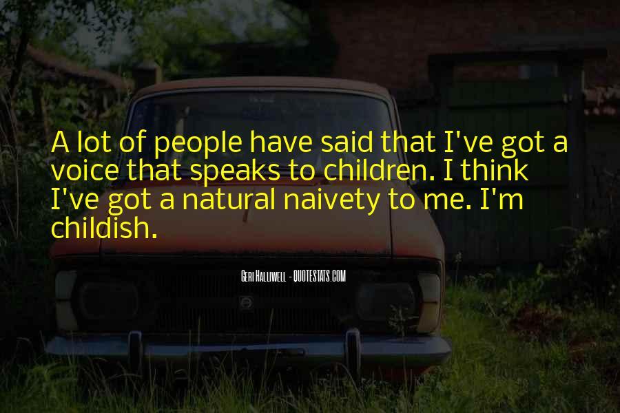 Geri Halliwell Quotes #1480745