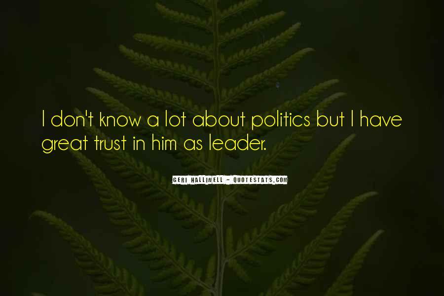 Geri Halliwell Quotes #1649001