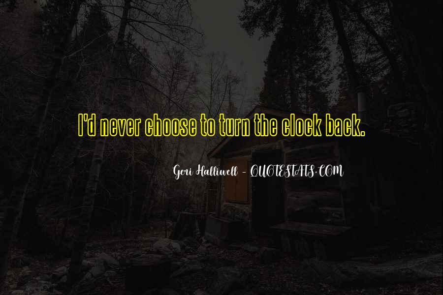 Geri Halliwell Quotes #225471