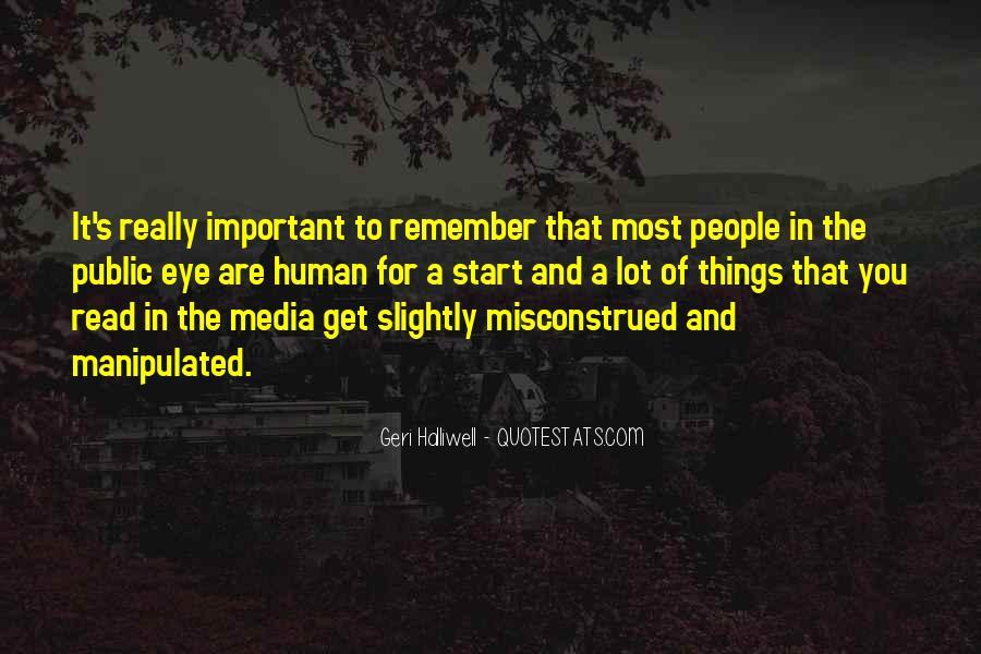 Geri Halliwell Quotes #40685