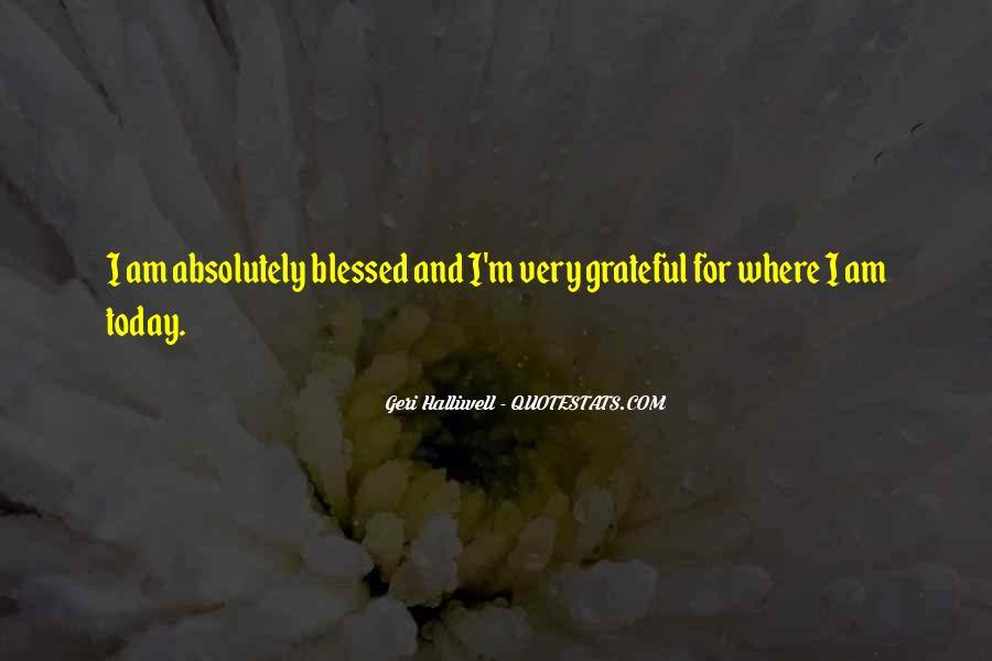 Geri Halliwell Quotes #465353