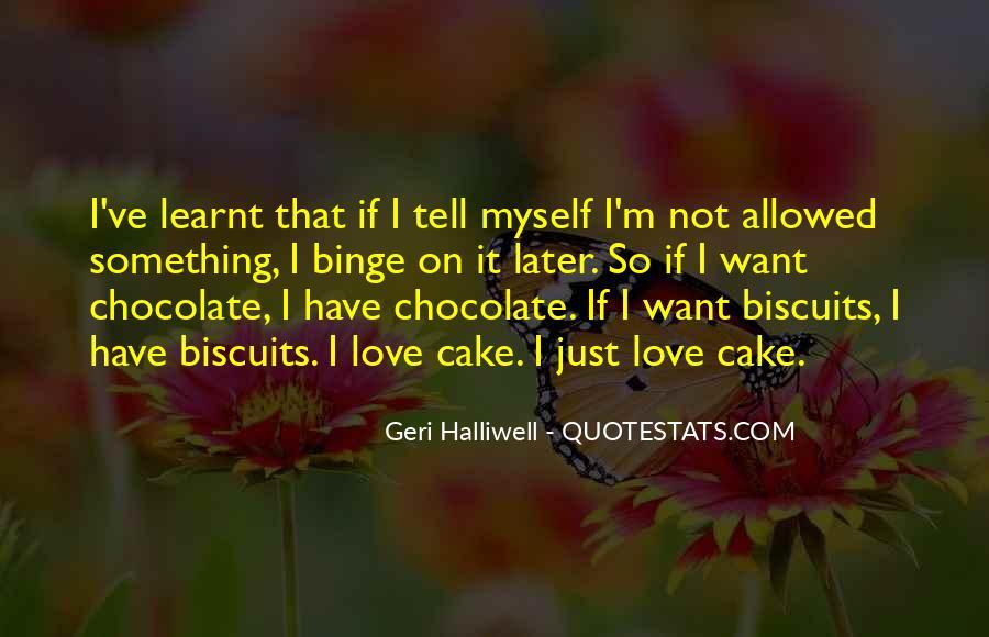 Geri Halliwell Quotes #648439
