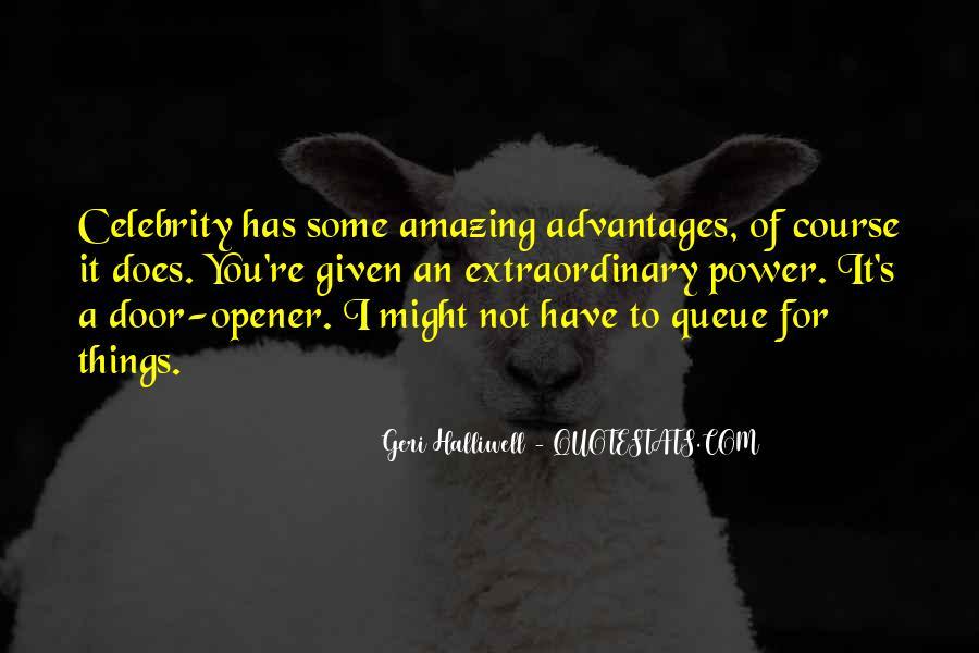 Geri Halliwell Quotes #751861