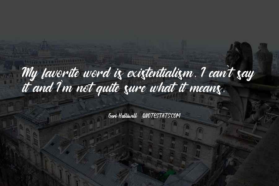 Geri Halliwell Quotes #920020