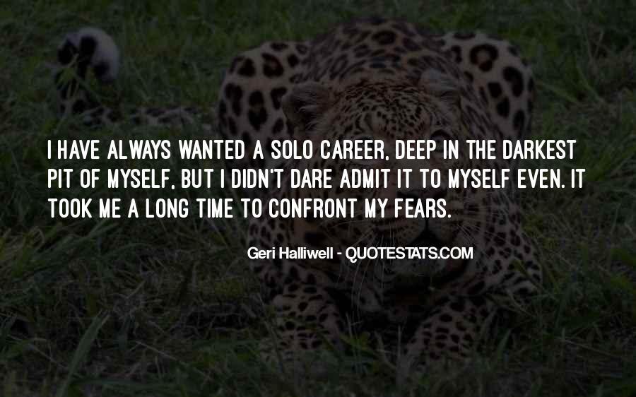 Geri Halliwell Quotes #983066
