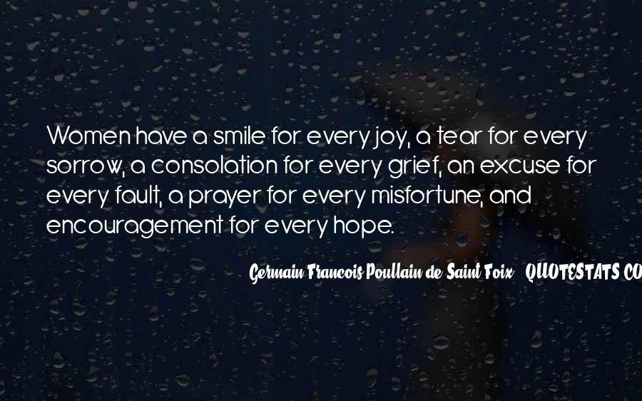 Germain-Francois Poullain De Saint-Foix Quotes #1447029