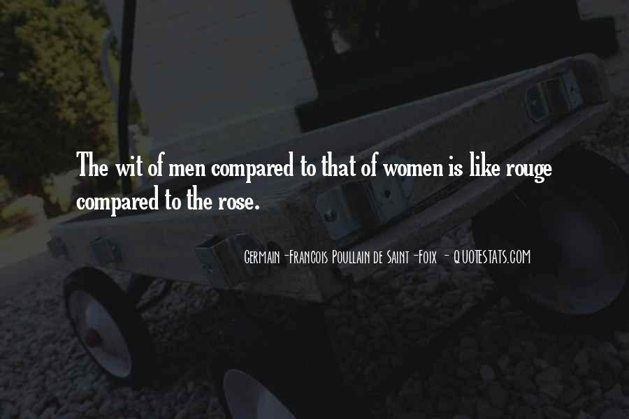 Germain-Francois Poullain De Saint-Foix Quotes #24535