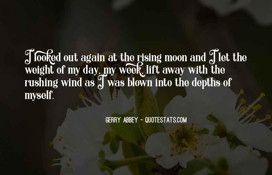 Gerry Abbey Quotes #1312960