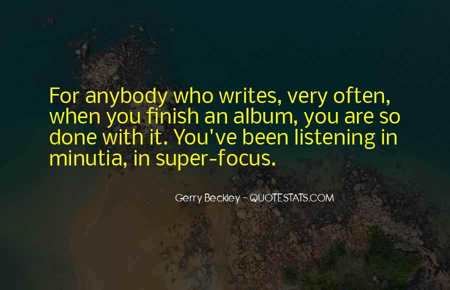 Gerry Beckley Quotes #1283480