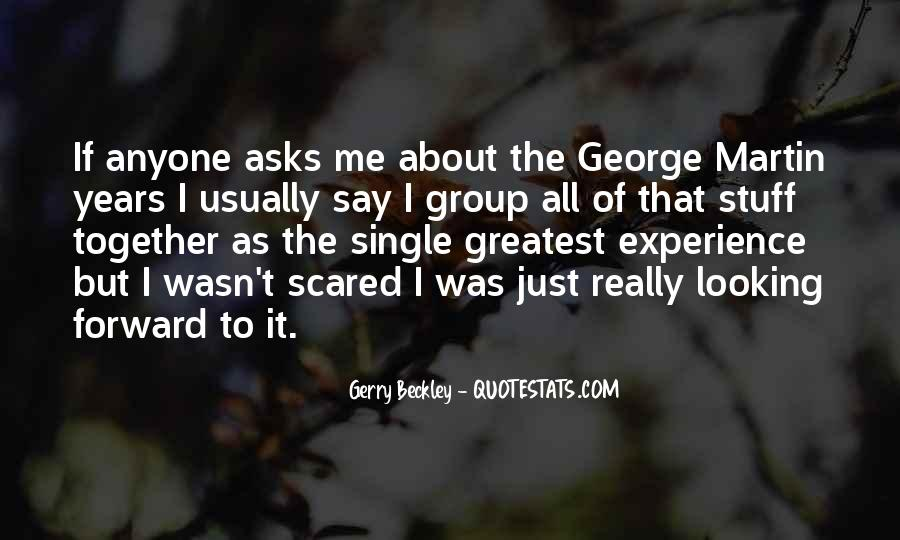 Gerry Beckley Quotes #42999