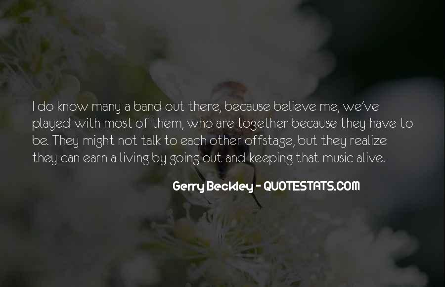 Gerry Beckley Quotes #614701