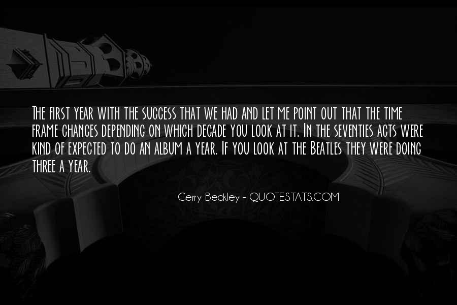 Gerry Beckley Quotes #883101