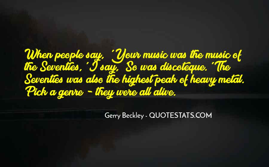 Gerry Beckley Quotes #883254