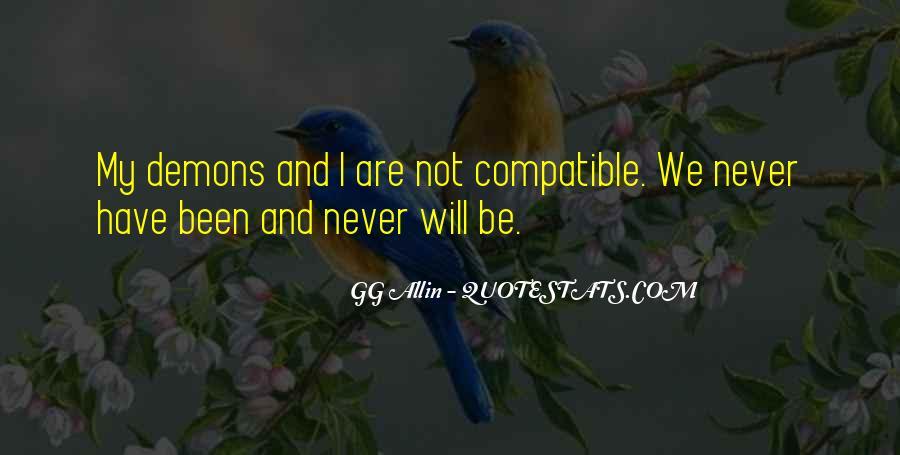 GG Allin Quotes #1709764