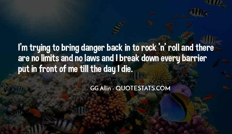GG Allin Quotes #431839