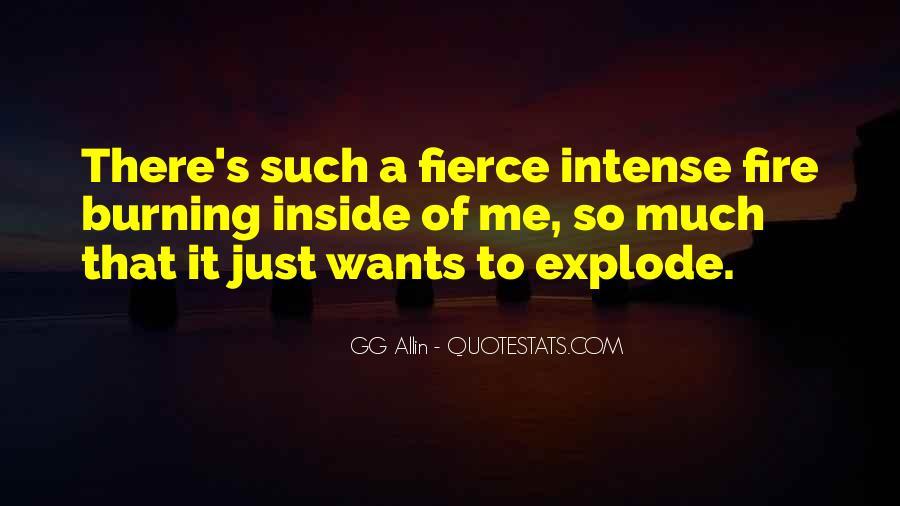 GG Allin Quotes #480922