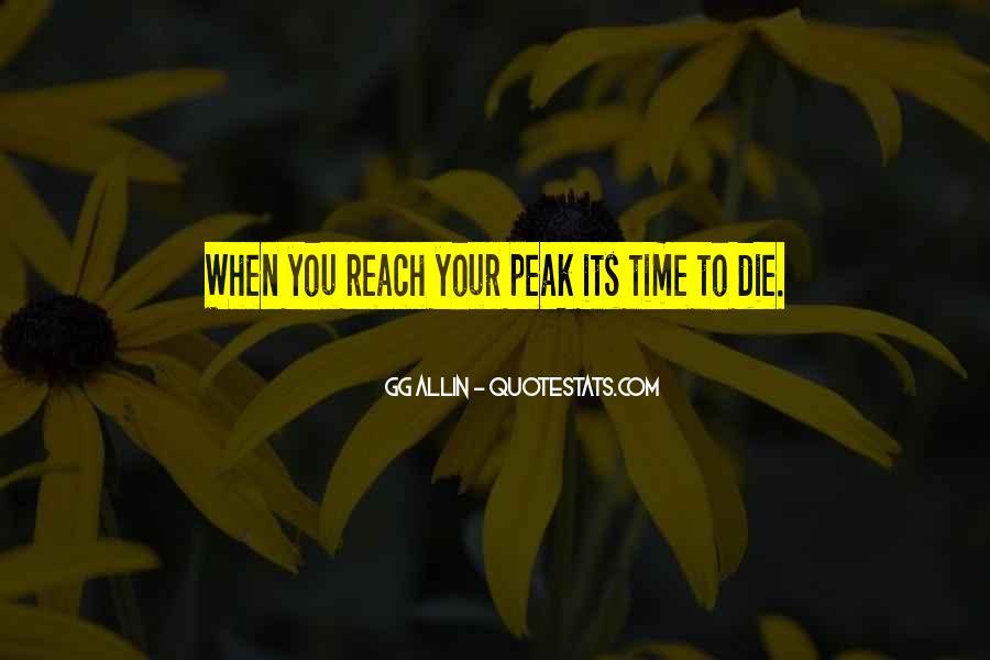 GG Allin Quotes #498036