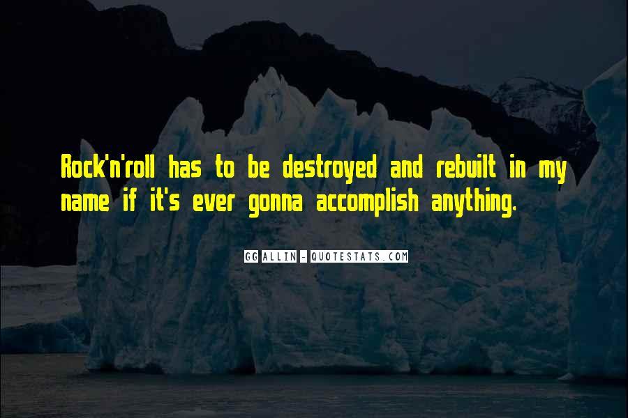 GG Allin Quotes #915256