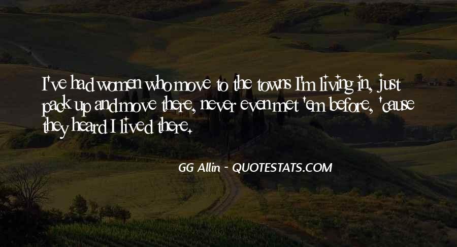 GG Allin Quotes #950219
