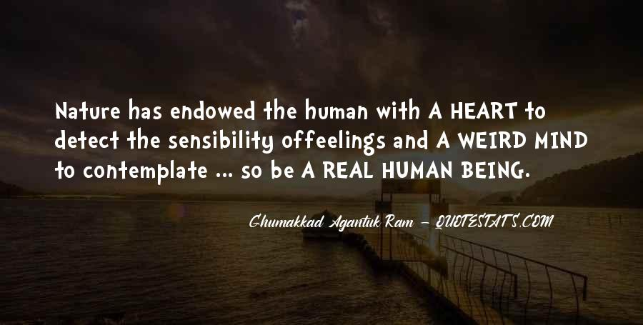 Ghumakkad Agantuk Ram Quotes #1418410