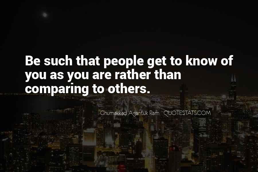 Ghumakkad Agantuk Ram Quotes #254224