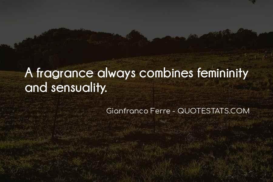 Gianfranco Ferre Quotes #849054