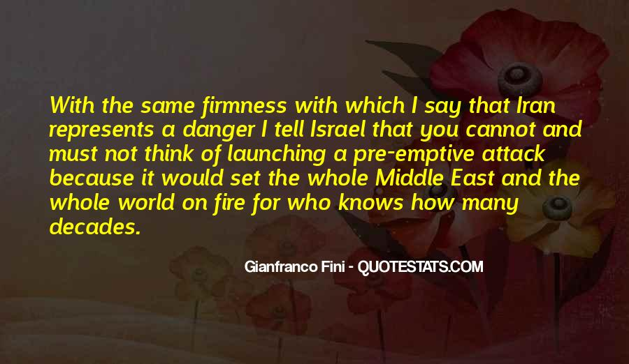 Gianfranco Fini Quotes #1323476