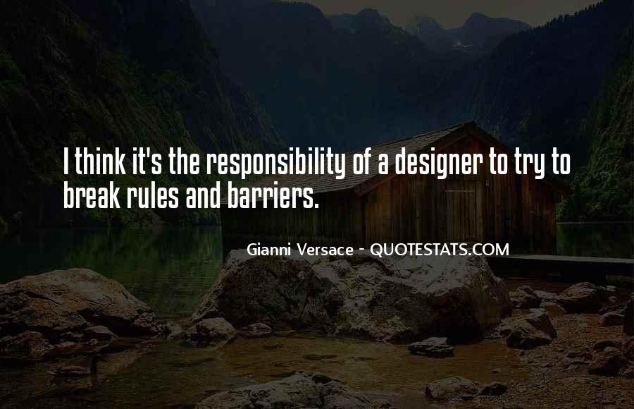 Gianni Versace Quotes #1190580