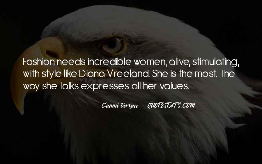 Gianni Versace Quotes #1863896