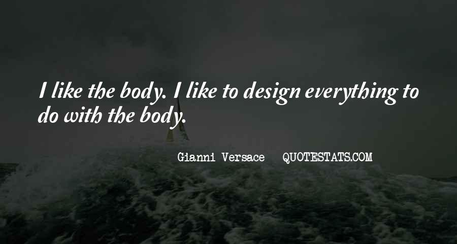 Gianni Versace Quotes #790958