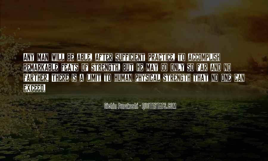 Gichin Funakoshi Quotes #1024950