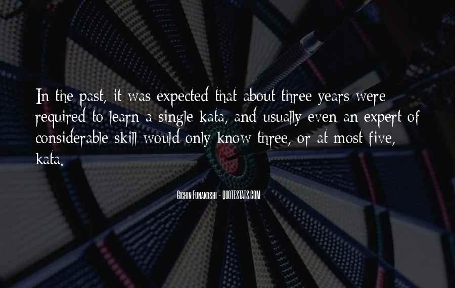 Gichin Funakoshi Quotes #1044468