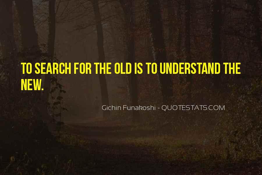 Gichin Funakoshi Quotes #1063951