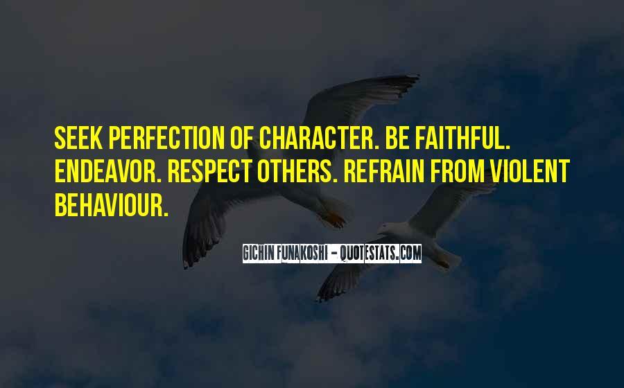 Gichin Funakoshi Quotes #1090867