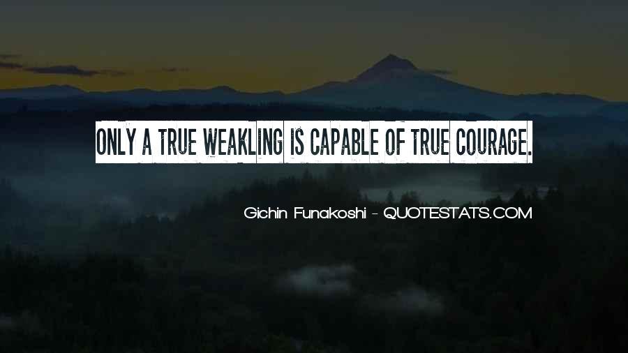 Gichin Funakoshi Quotes #937428