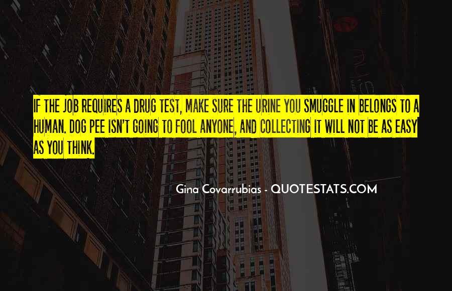 Gina Covarrubias Quotes #966818