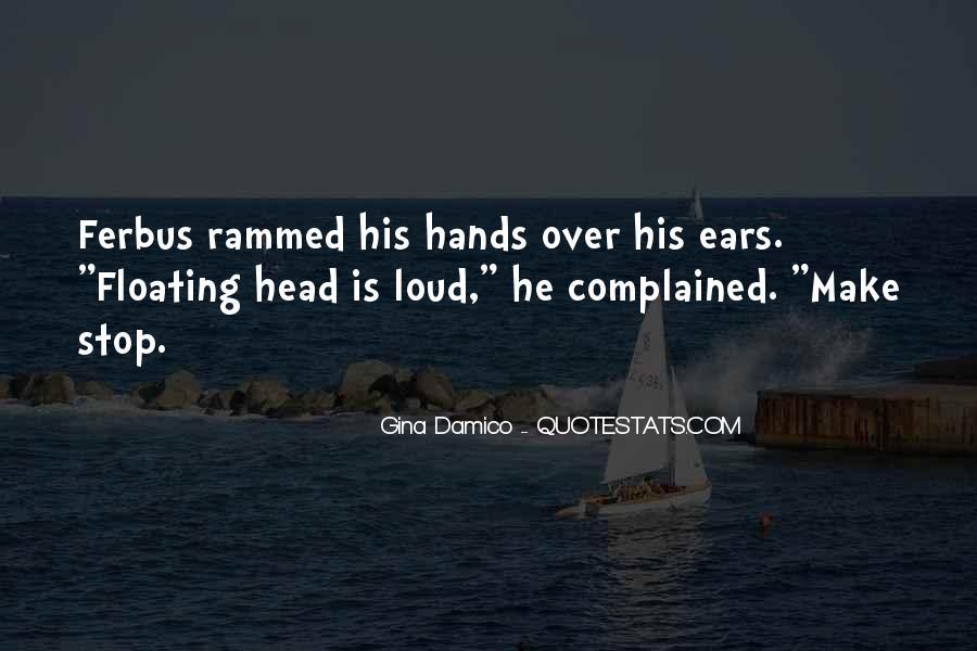 Gina Damico Quotes #1008396
