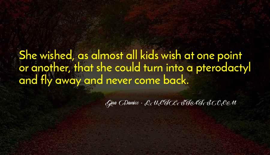 Gina Damico Quotes #1132165