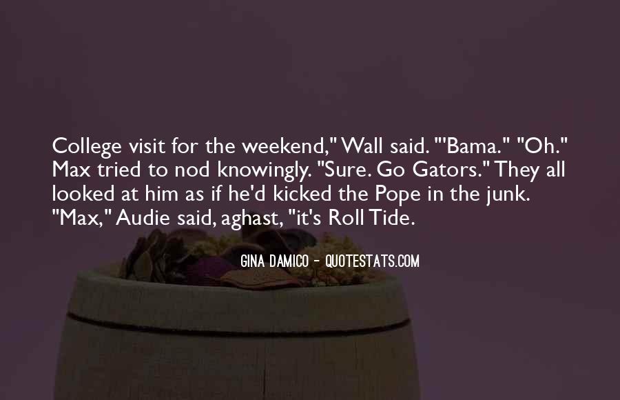 Gina Damico Quotes #1253986