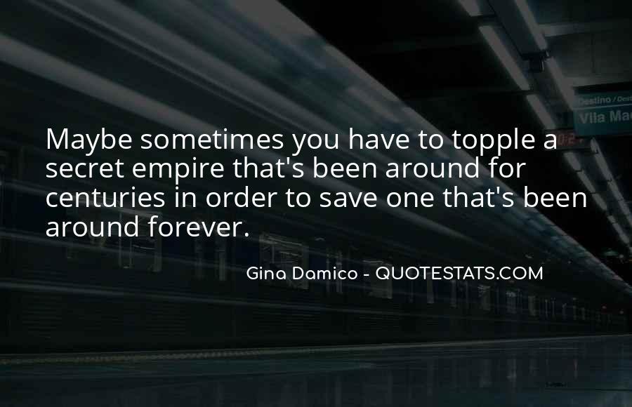 Gina Damico Quotes #1535164