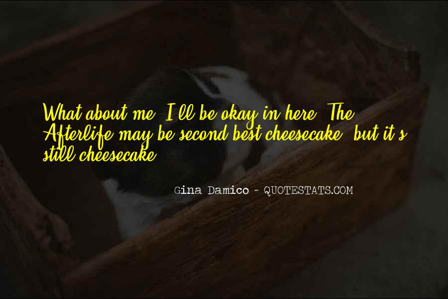 Gina Damico Quotes #1819711
