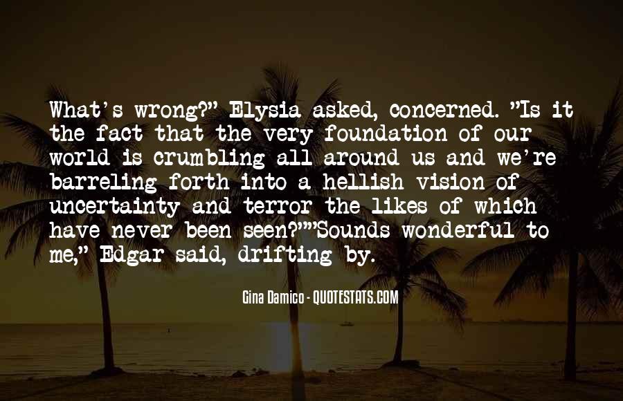 Gina Damico Quotes #1873912